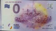 0 Euro (LES JOUTES DE  SÈTE) – obverse