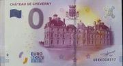 0 Euro (CHÂTEAU DE CHEVERNY) – obverse