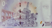 0 Euro (LE MÉMORIAL DE CAEN) – reverse