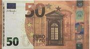 50 euros - Prop Copy (série Europa) – obverse