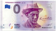 Lisboa (Fernando Pessoa 1888-1935) – obverse