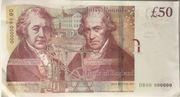 50 Poonds - Movie Money (50 Pounds Boulton & Watt) – reverse