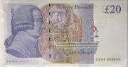 20 Poond - Movie Money (20 Pounds Adam Smith) – reverse
