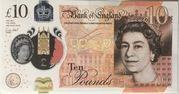 10 Poond - Movie Money (10 Pounds Jane Austen) – obverse