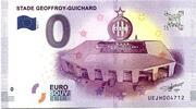 0 EURO STADE GEOFFROY-GUICHARD – obverse