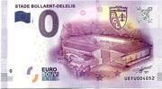 0 EURO STADE BOLLAERT-DELELIS – obverse