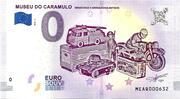 0 EURO MUSEU DO CARAMULO – obverse