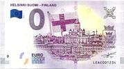 0 EURO HELSINKI SUOMI-FINLAND – obverse