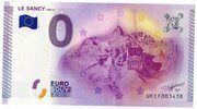 0 euro - Le Sancy (1 885 m) – obverse