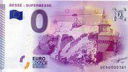 0 euro - Besse Superbesse – obverse