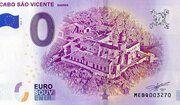 0 euro - Sagres (Cabo São Vicente) – obverse
