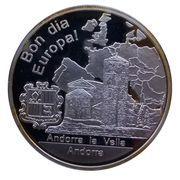 1 oz Silver (Bon Dia Europa!) – obverse