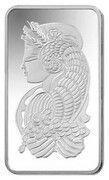 1 oz Silver (PAMP - Lady Fortuna) – obverse