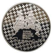 1 oz Silver (Silber Unze) – obverse