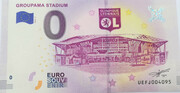 0 euro - Décines-Charpieu - Groupama Stadium – obverse