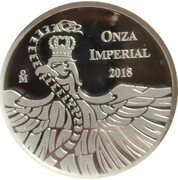 Onza Imperial – obverse