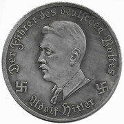 10 Reichsmark (Arado) – reverse