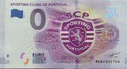 0 euro - Sporting clube de Portugal – obverse