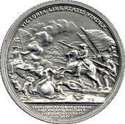 Medal - Danieli Morgan Duci Exercitus – reverse