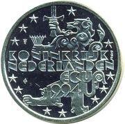 ECU - Beatrix (First men on the Moon) -  obverse