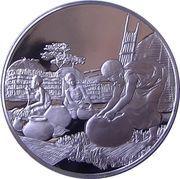 Medallion - Postmasters (Swaziland) – obverse