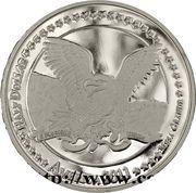 ½ Dollar (Geronimo) – obverse