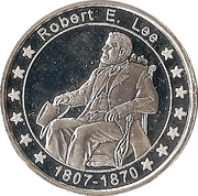 1 oz Silver (Second battle of Bull Run) – obverse