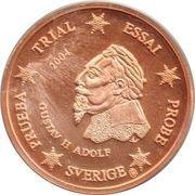 5 Cent (Sweden Euro Fantasy Token) – obverse