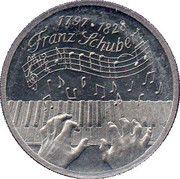 ECU - Beatrix (200ème anniversaire de Schubert) -  reverse
