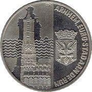 2½ ECU - Beatrix (Euro-Town Arnhem) -  reverse