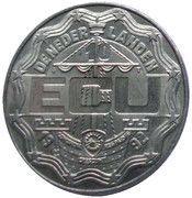 10 ECU - Beatrix (Willem I Frederik) -  obverse