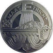 10 ECU - Beatrix (Maastricht Treaty) -  reverse
