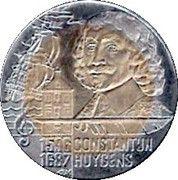 10 Euro - Beatrix (Const. Huygens -1596/1687-) -  reverse