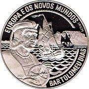 2½ ECU (Bartolomeu Dias) – reverse