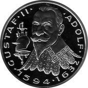 20 ECU (Gustaf II Adolf) – obverse