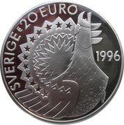 20 Euro (Selma Lagerlöf) – obverse