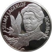 20 Euro (Selma Lagerlöf) – reverse