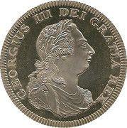 4 Rixdollar - George III (Ceylon) – obverse