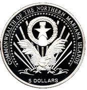 5 Dollars (Fernando Magellan) – obverse