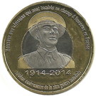 1 Franc (Cameroun) – reverse