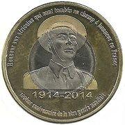 1 Franc (Senegal) – reverse