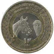 1 Franc (Soudan Francais) – obverse