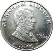 5 Dollars (Abraham Lincoln) – reverse