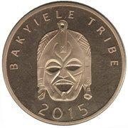 1 Suoma (Bakyiele tribe) – obverse