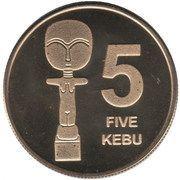 5 Kebu – reverse