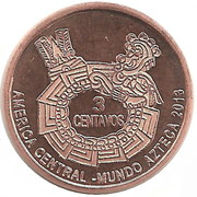 3 Centavos – reverse