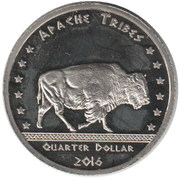 Quarter Dollar – obverse