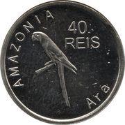 40 Reis – reverse