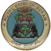 1 Ducal – obverse
