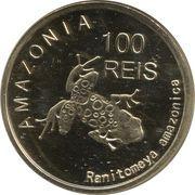 100 Reis – reverse